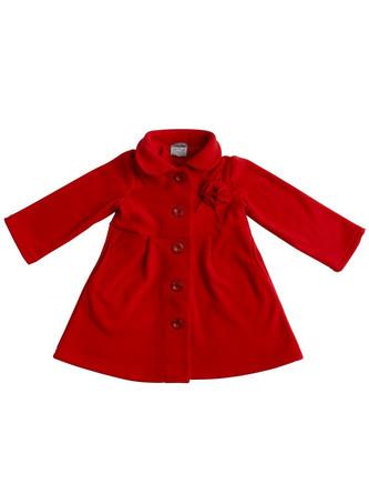 Пальто флисовое без подклада Микита