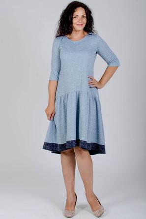 Платье Элиза Лагуна