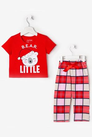 Пижама дев. Bear Kaftan