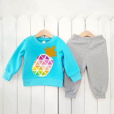Комплект Ананас (джемпер и брюки) Baby Boom