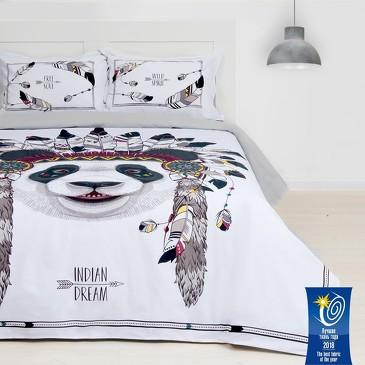Комплект постельного белья Indian dream, ранфорс Этель