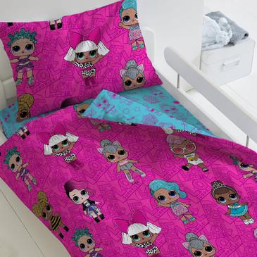 Комплект постельного белья L.O.L. Surprise!