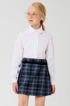Блузка с рюшей NiñoMio