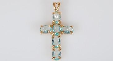 Кулон Lotus jewelry