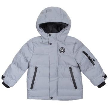 Куртка зимняя светоотражающая Fun Time