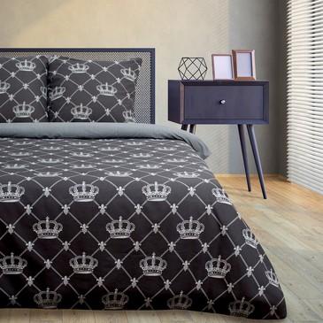 Комплект постельного белья Crown, бязь Этель