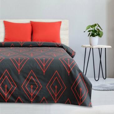 Комплект постельного белья Коралловый лепесток Этель