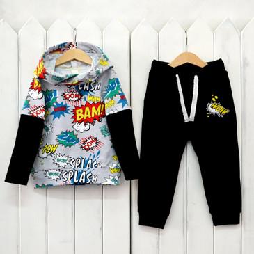 Комплект WOW (джемпер и брюки) Baby Boom