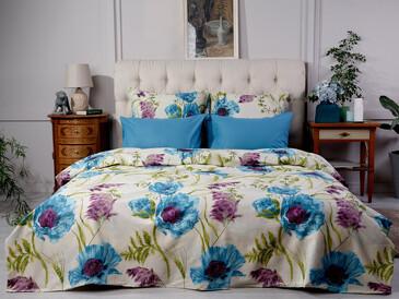 Комплект постельного белья Маки Ночь Нежна