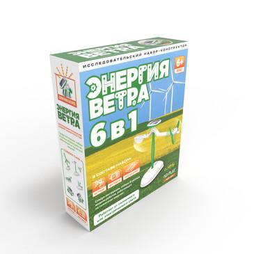Конструктор Энергия ветра 6 в 1 ND Play