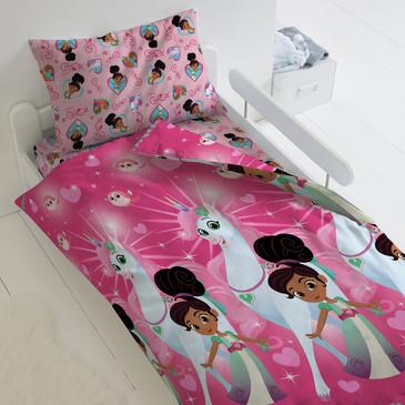 Комплект постельного белья Нелла отважная принцесса
