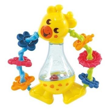 Развив. игрушка Жираф-погремушка PlayGo