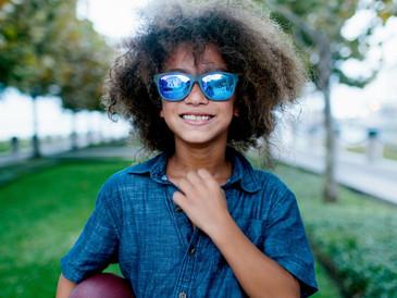 Солнцезащитные очки c с зеркальными линзами Babiators