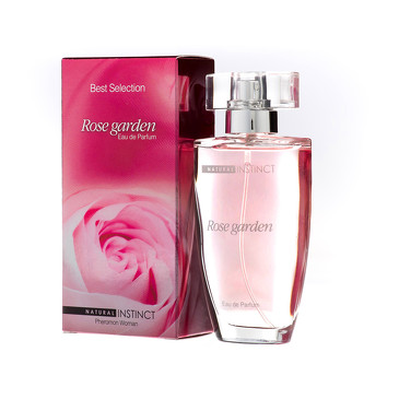 Парфюмерная вода с феромонами Rose Garden Natural Instinct