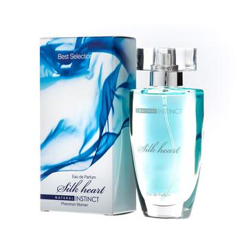 Парфюмерная вода с феромонами Silk Heart Natural Instinct