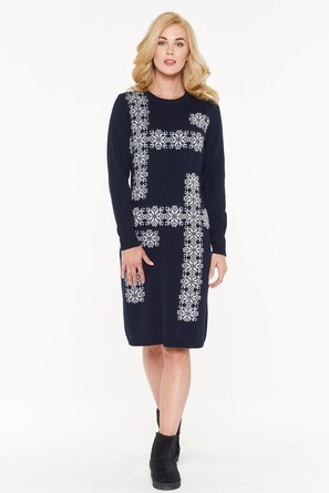 Платье Снежный лабиринт Vay