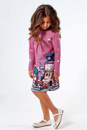 Платье Париж 5+