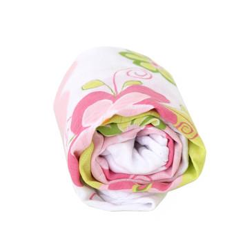 Пеленка муслиновая Цветы Baby Nice