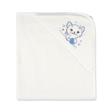 Пеленка-полотенце (махровая) LEO