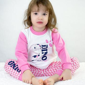 Пижама (кофточка и штанишки) Dino LEO