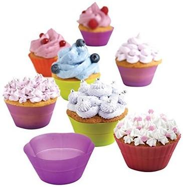 Формочки для мини-кексов, набор из (12 шт.) Mastrad