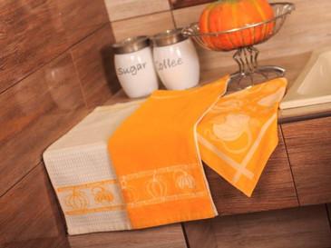 Набор кухонных полотенец (3шт.) Тыква Toalla