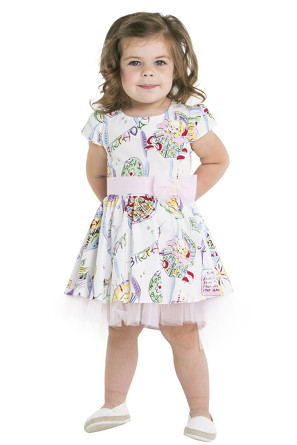 Платье День рождения Карамелли