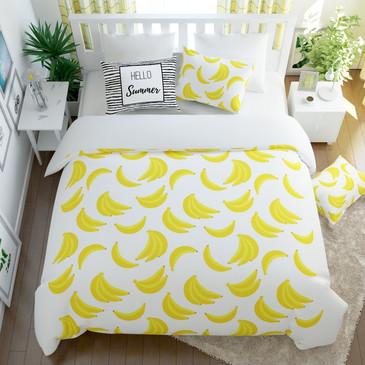 Комплект постельного белья Бананас Сирень