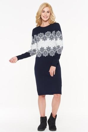 Платье Новогодние кружева Vay