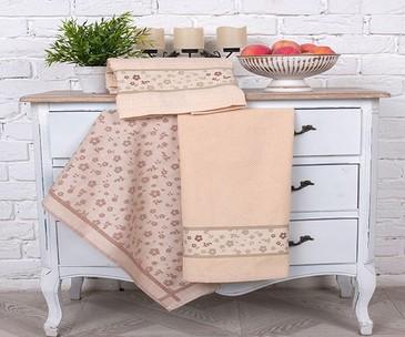 Полотенце кухонное махровое Fiorel 3 шт. Toalla