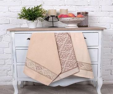 Полотенце кухонное махровое Fiorel Toalla