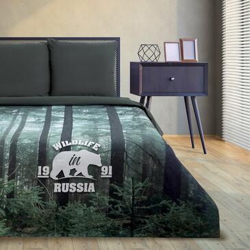 Комплект постельного белья Wildlife, бязь Этель