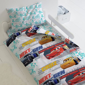Комплект постельного белья Тачки