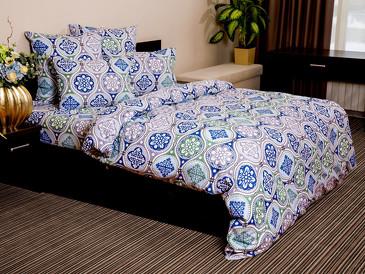 Комплект постельного белья Орнамент Ночь Нежна