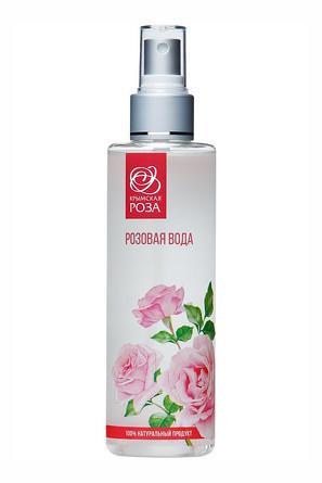 Вода розовая Роза (200 мл) Крымская Роза