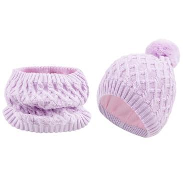 Комплект (шапка, шарф) зимний Fun Time