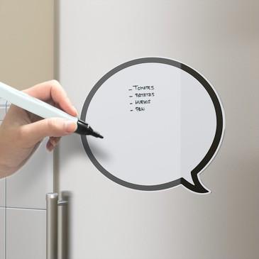 Магнитная доска с маркером Talk Balvi