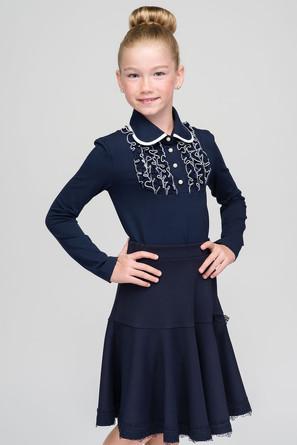 Блузка З Рюши Красавушка