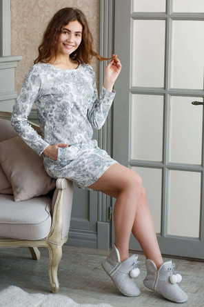 Платье женское Цветочная фантазия Trikozza