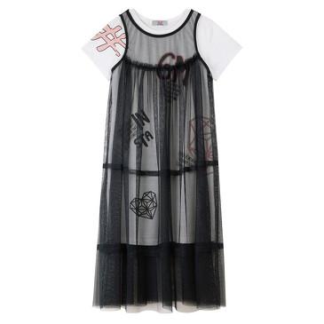 Комплект платьев (2 шт.) BellBimbo