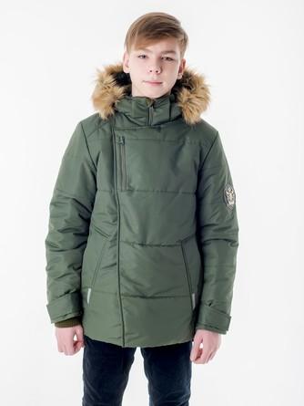 Куртка зимняя Первооткрыватель Emson