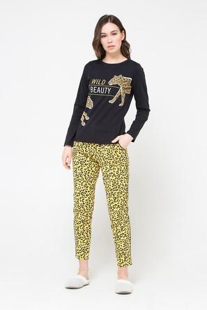 Комплект Леопард (джемпер и брюки) Trikozza