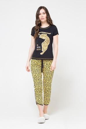 Комплект Леопард (футболка и брюки) Trikozza