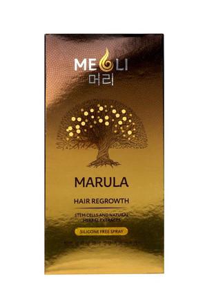 Спрей от выпадения и для быстрого роста волос,  80 мл  Meoli