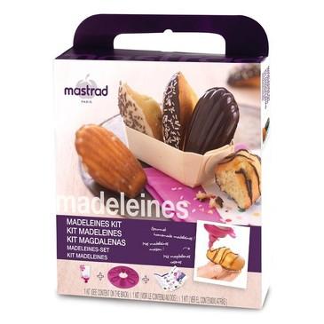 Набор для приготовления кексов мадлен Mastrad