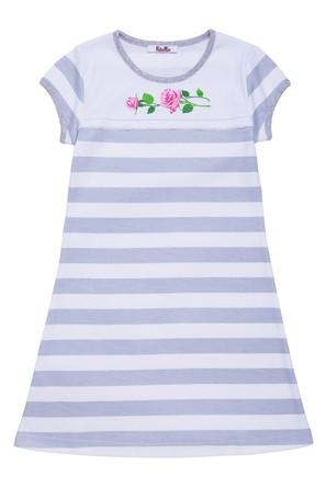 Платье с кокеткой Роза NiñoMio