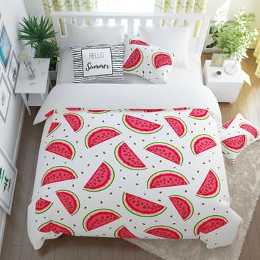 Комплект постельного белья Арбузный фреш Сирень