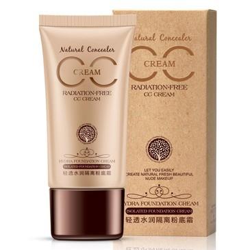 CC крем Isolation Foundation Cream (Светный тон кожи) BioAqua