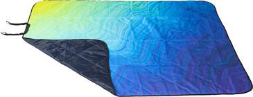Плед для пикника Иллюзия в синем