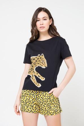 Комплект Леопард (футболка и шорты) Trikozza